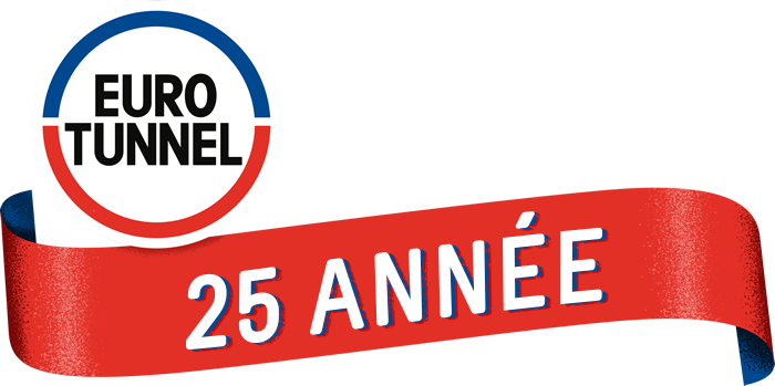 Eurotunnel 25th Anniversary