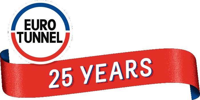 Eurotunnel 25th Anniversary