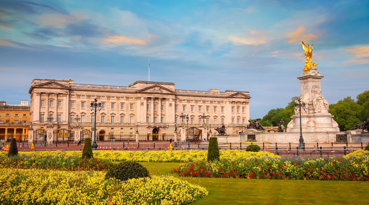 Visitez Buckingham Palace à Londres