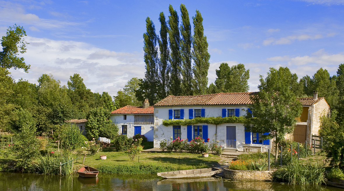 Spend a weekend in the idyllic Marais Poitevin