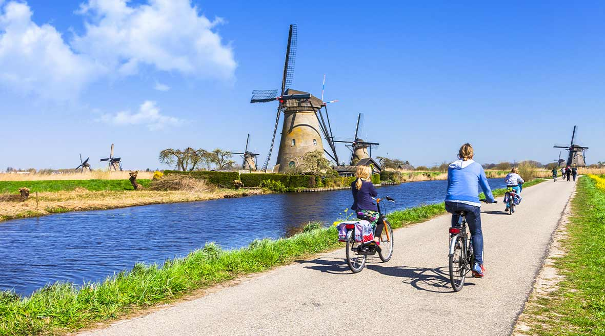 Family activities in Holland's Countryside