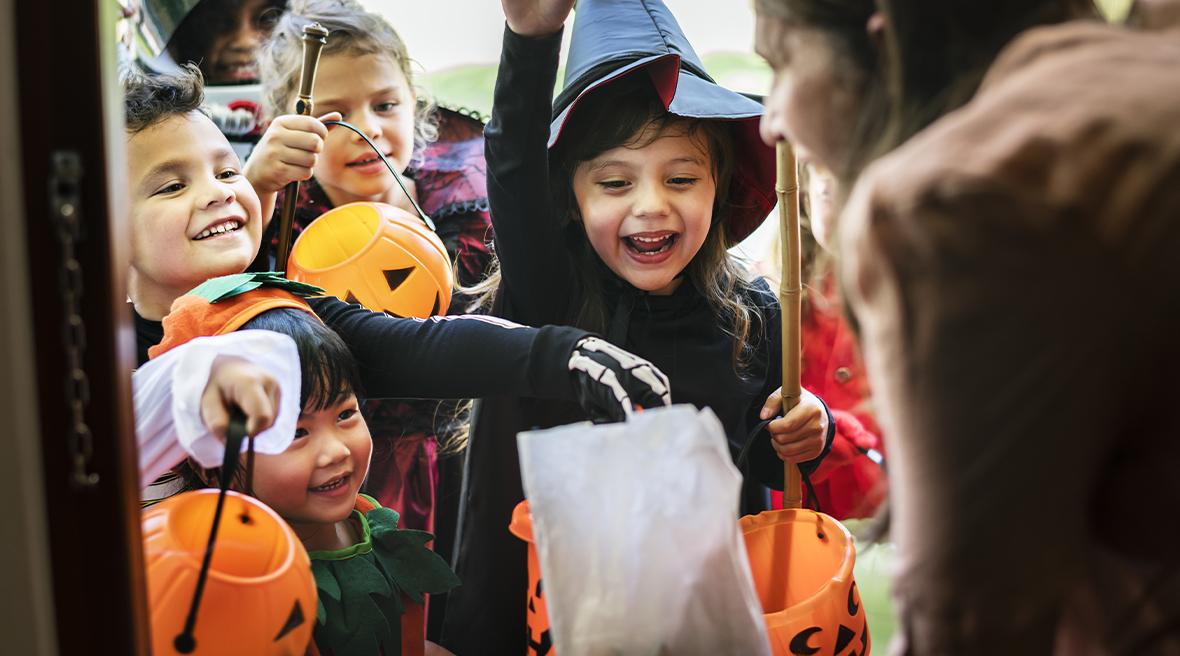 Fêter Halloween En Angleterre Eurotunnel Le Shuttle