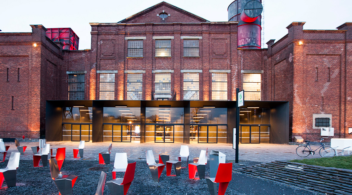 Discover amazing art and culture at the C-Mine in Genk