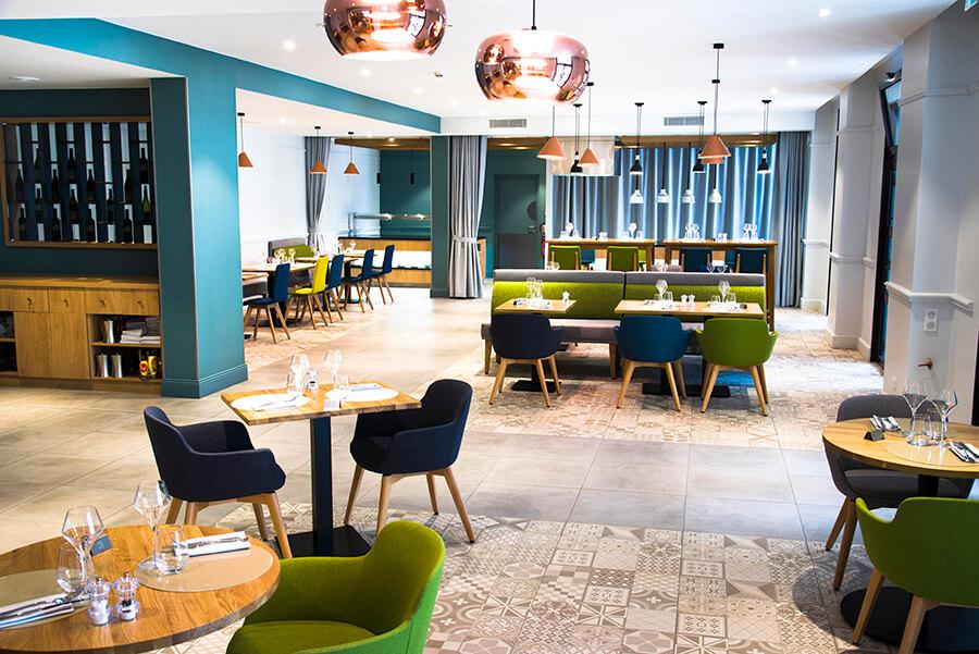 Origin Restaurant at Holiday Inn Calais Coquelles