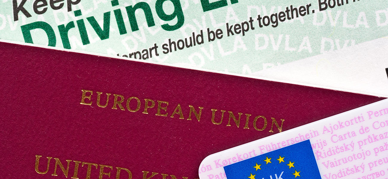 UK Driving Licence Validity In The EU After Brexit